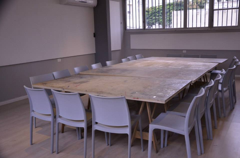 מגה וברק כיתות להשכרה במרכז תל אביב | המכינה הבינתחומית לעיצוב ואדריכלות BF-43